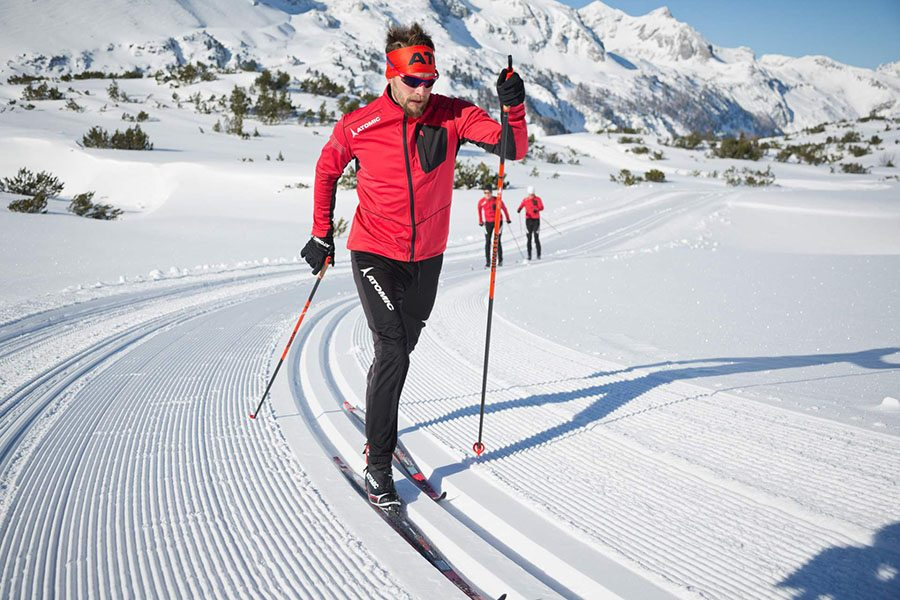 skijaško trčanje