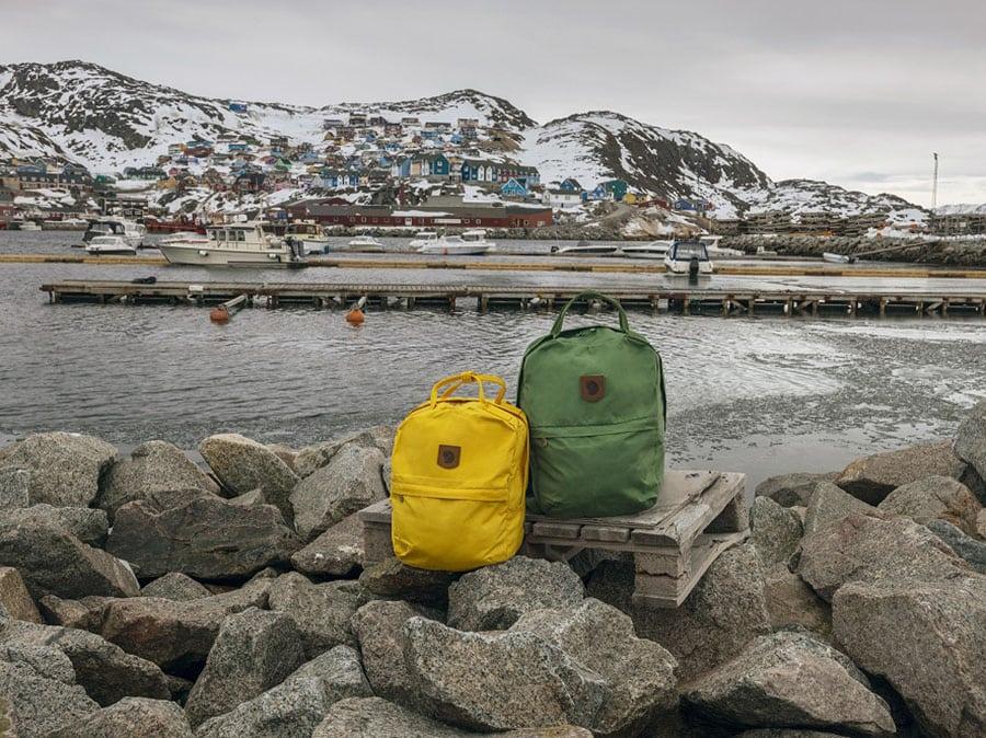 ruksak Fjällräven Greenland Zip