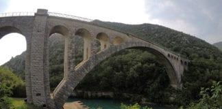 dolina rijeke Soče