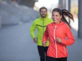 trčanje u jesen