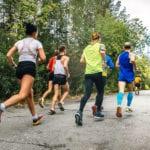 škola trčanja